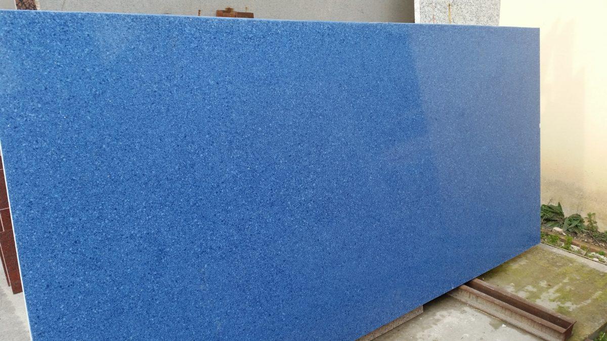 Okite prisma blu capri lavorazione marmi migliorati srl for Prisma arredo negozi