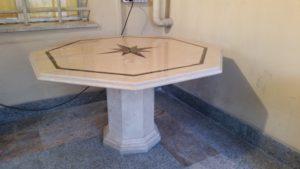 tavolo in marmo intarsio 4