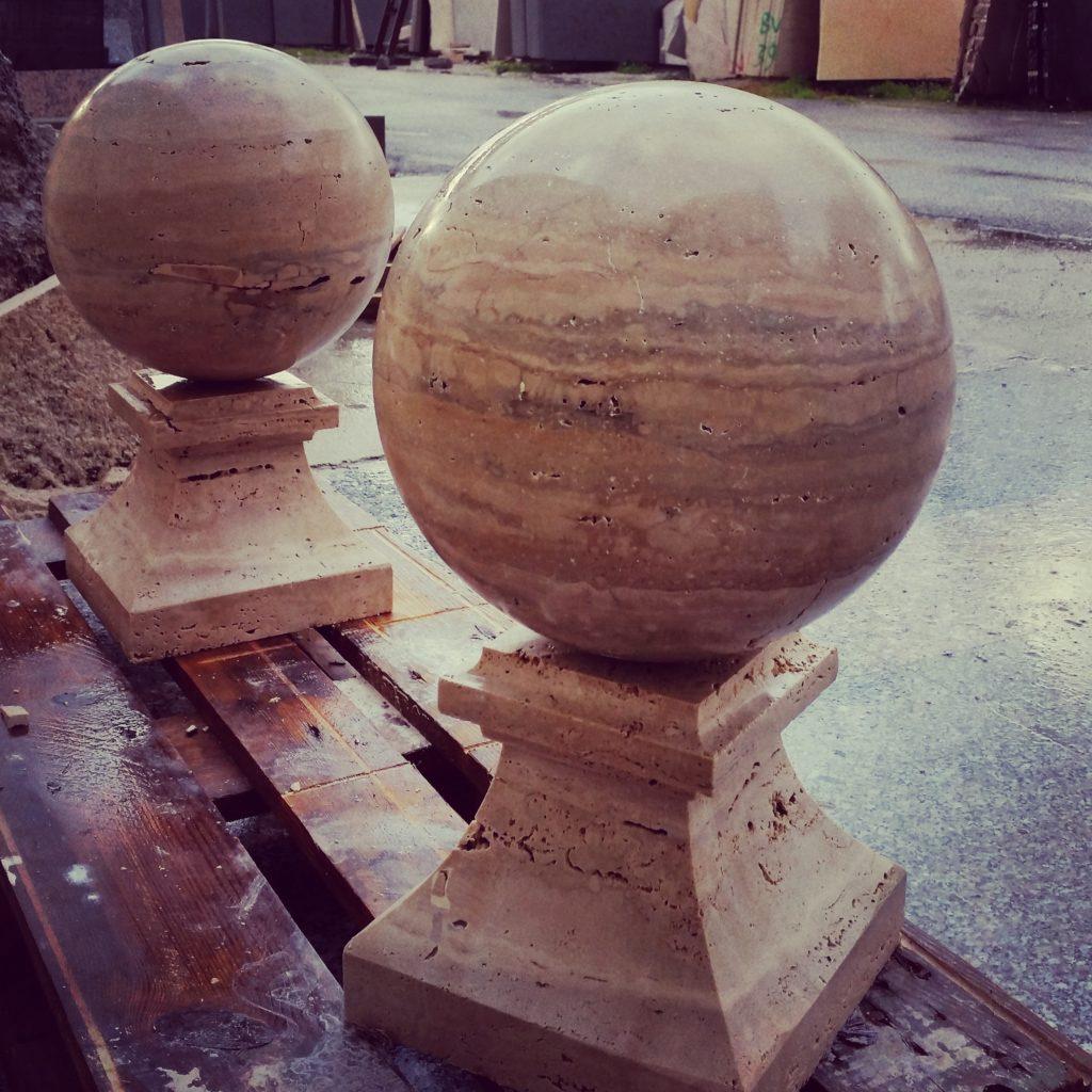 sfere in marmo 2