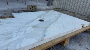 piatto doccia marmo calacatta (1)