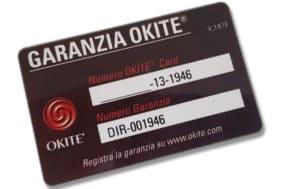 Garanzia OKITE